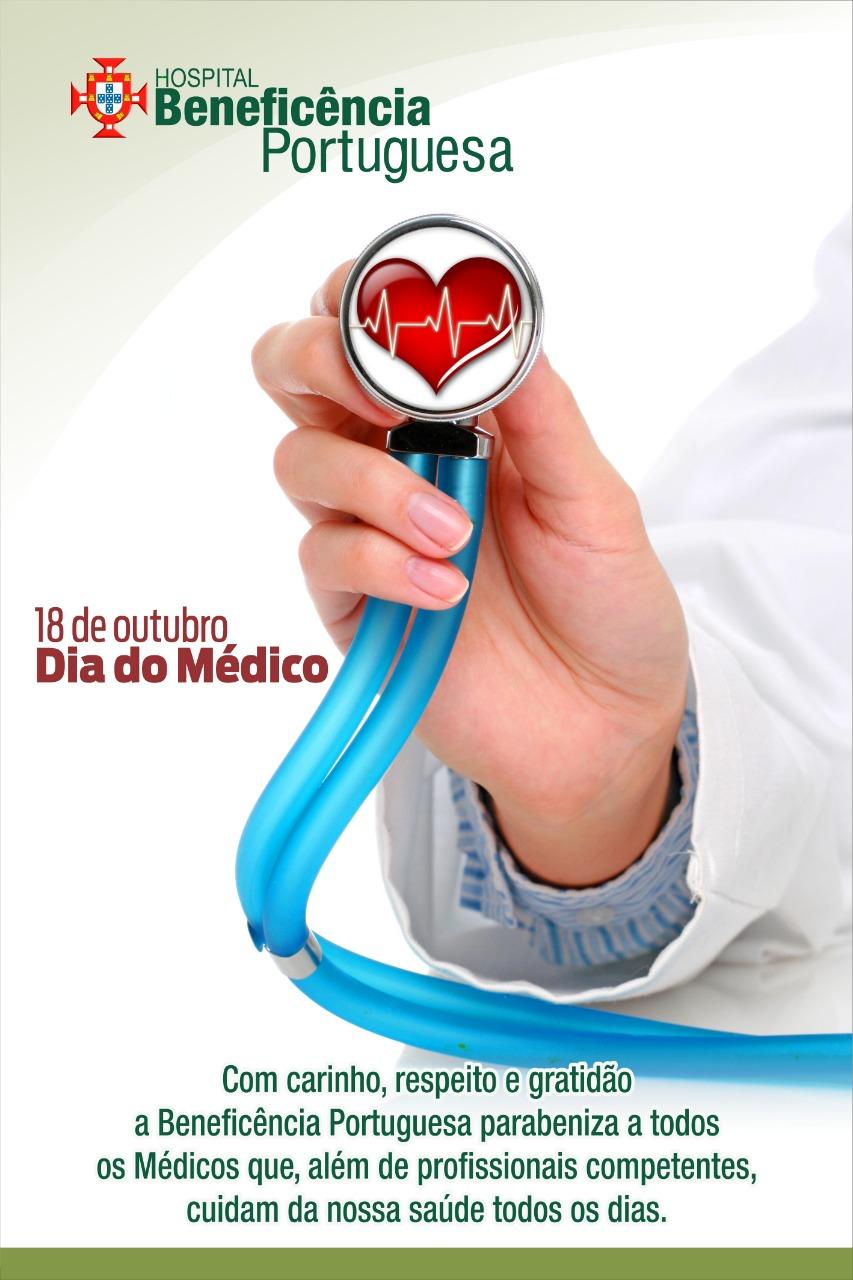 Comemoração – Dia do Médico
